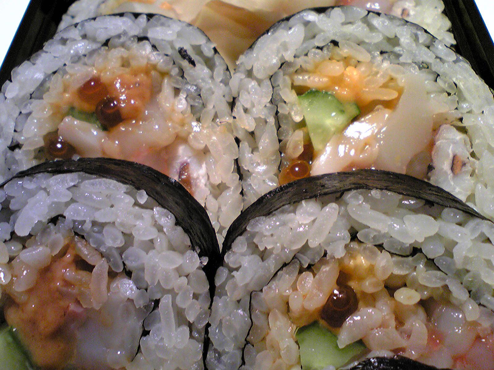 豪華!太巻き寿司
